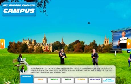Campus Virtual de My Oxford English