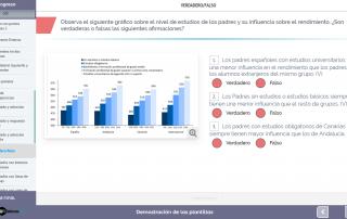 Plantilla contenido e-learning: ejercicio Verdadero/Falso